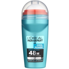 L'Oréal Paris Men Expert Cool Power Antiperspirant Roll-On (48h) 50 ml