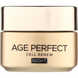 L'Oréal Paris Age Perfect Cell Renew krem na noc do regeneracji komórek skóry  50 ml
