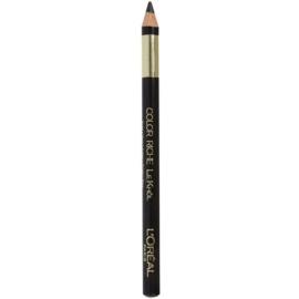 L'Oréal Paris Color Riche tužka na oči odstín 101 Midnight Black  1,2 g