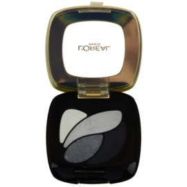 L'Oréal Paris Color Riche oční stíny odstín E5 Incredible Grey  2,5 g