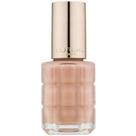L'Oréal Paris Color Riche körömlakk árnyalat 116 Café De Nuit 13,5 ml