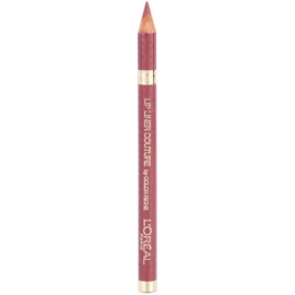 L'Oréal Paris Color Riche konturovací tužka na rty odstín 302 Bois De Rose