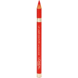 L'Oréal Paris Color Riche črtalo za ustnice odtenek 377 Perfect Red