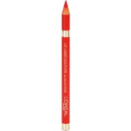 L'Oréal Paris Color Riche konturovací tužka na rty odstín 377 Perfect Red