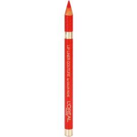 L'Oréal Paris Color Riche creion contur buze culoare 377 Perfect Red