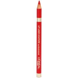 L'Oréal Paris Color Riche konturovací tužka na rty odstín 461 Scarlet Rouge