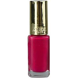 L'Oréal Paris Color Riche Nail лак за нокти  цвят 211 Opulent Pink  5 мл.