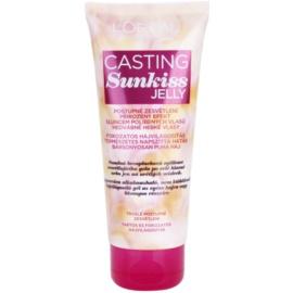 L'Oréal Paris Casting Sunkiss Jelly гел за изсветляване на естествена коса цвят 02 Blonde 100 мл.