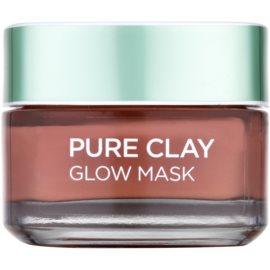 L'Oréal Paris Pure Clay hámlasztó maszk  50 ml