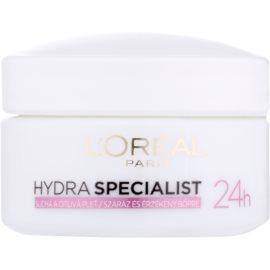 L'Oréal Paris Hydra Specialist Day Multi - Protection  Moisturizer for Sensitive Dry Skin 50 ml