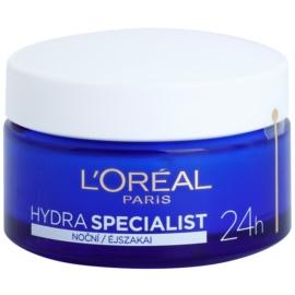 L'Oréal Paris Hydra Specialist Feuchtigkeitsspendende Nachtcreme  50 ml