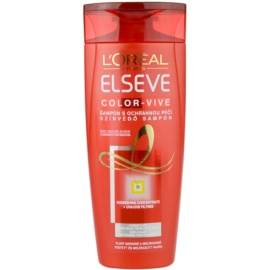 L'Oréal Paris Elseve Color-Vive szampon do włosów farbowanych  250 ml