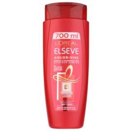 L'Oréal Paris Elseve Color-Vive szampon do włosów farbowanych  700 ml