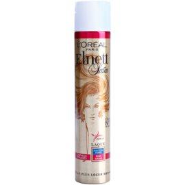 L'Oréal Paris Elnett Satin laca com filtro UV para cabelos pintados  300 ml