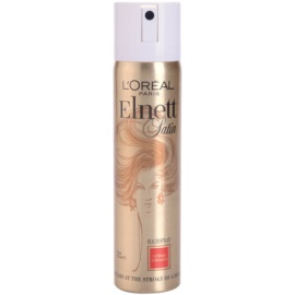 L'Oréal Paris Elnett Satin lak na vlasy pro lesk  75 ml