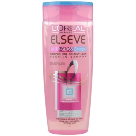 L'Oréal Paris Elseve Nutri-Gloss Crystal champú para dar brillo  250 ml
