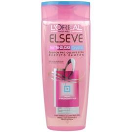 L'Oréal Paris Elseve Nutri-Gloss Crystal šampon pro lesk  250 ml