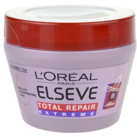 L'Oréal Paris Elseve Total Repair Extreme masca regeneratoare pentru par uscat si deteriorat  300 ml