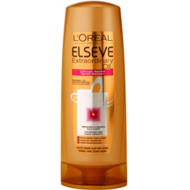 L'Oréal Paris Elseve Extraordinary Oil condicionador para cabelo seco  400 ml