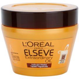 L'Oréal Paris Elseve Extraordinary Oil маска  за суха коса   300 мл.