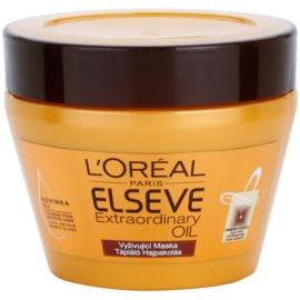 L'Oréal Paris Elseve Extraordinary Oil maska pro suché vlasy  300 ml