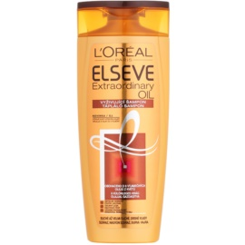 L'Oréal Paris Elseve Extraordinary Oil sampon a nagyon száraz hajra  250 ml