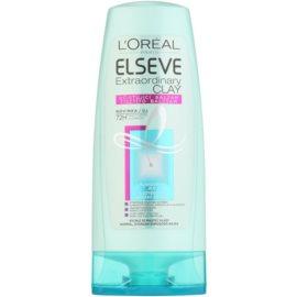 L'Oréal Paris Elseve Extraordinary Clay Reinigungsbalsam für schnell fettiges Haar  200 ml
