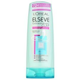 L'Oréal Paris Elseve Extraordinary Clay Reinigungsbalsam für schnell fettiges Haar  400 ml