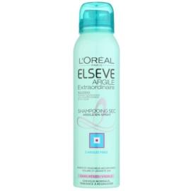 L'Oréal Paris Elseve Extraordinary Clay Trockenshampoo für fettiges Haar  150 ml