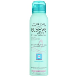 L'Oréal Paris Elseve Extraordinary Clay suhi šampon za mastne lase  150 ml