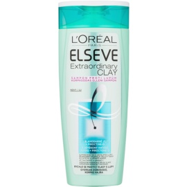 L'Oréal Paris Elseve Extraordinary Clay sampon anti-matreata  250 ml