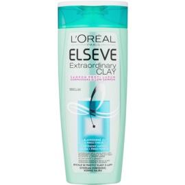 L'Oréal Paris Elseve Extraordinary Clay Shampoo gegen Schuppen  250 ml