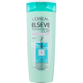 L'Oréal Paris Elseve Extraordinary Clay sampon anti-matreata  400 ml