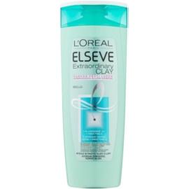 L'Oréal Paris Elseve Extraordinary Clay Shampoo gegen Schuppen  400 ml