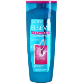 L'Oréal Paris Elseve Fibralogy Shampoo für dichtes Haar With Filloxane 400 ml