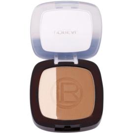 L'Oréal Paris Glam Bronze Duo pudr odstín 102  9 g
