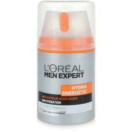 L'Oréal Paris Men Expert Hydra Energetic crema hidratante contra signos de cansancio  50 ml