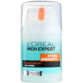 L'Oréal Paris Men Expert Hydra Energetic Moisturizing Gel To Fight Against Tiredness  50 ml