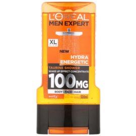 L'Oréal Paris Men Expert Hydra Energetic stimulierendes Duschgel  300 ml