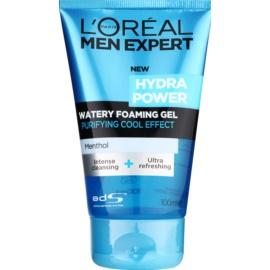 L'Oréal Paris Men Expert Hydra Power čistilni gel s hladilnim učinkom  100 ml