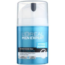 L'Oréal Paris Men Expert Hydra Power erfrischende und feuchtigkeitsspendende lotion für das Gesicht  50 ml
