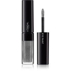 L'Oréal Paris Infallible dolgoobstojna gelasta senčila za oči odtenek 203 Iconic Silver