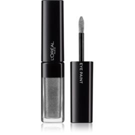 L'Oréal Paris Infallible dlouhotrvající gelové oční stíny odstín 203 Iconic Silver