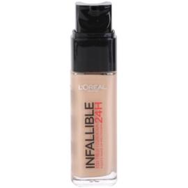 L'Oréal Paris Infallible fond de teint liquide longue tenue teinte 140 Golden Beige  30 ml