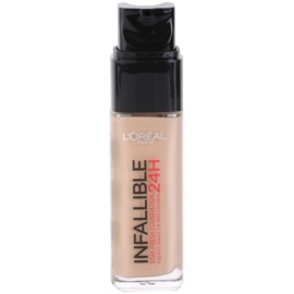 L'Oréal Paris Infallible fond de teint liquide longue tenue teinte 300 Amber  30 ml