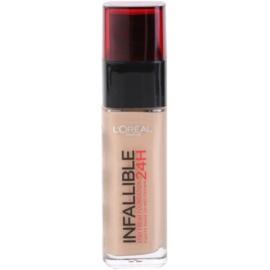 L'Oréal Paris Infallible fard lichid de lunga durata culoare 220 Sable Sand  30 ml