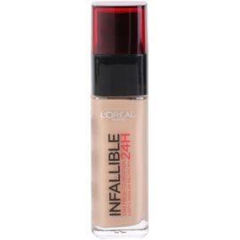 L'Oréal Paris Infallible dlouhotrvající tekutý make-up odstín 220 Sable Sand  30 ml