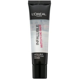 L'Oréal Paris Infallible prebase de maquillaje matificante  35 ml