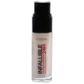 L'Oréal Paris Infallible fard lichid de lunga durata culoare 015 Porcelain  30 ml