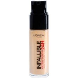 L'Oréal Paris Infallible fard lichid de lunga durata culoare 150 Radiant Beige  30 ml